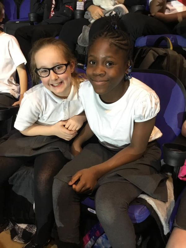 Young Voices Concert - o2 - 30th January 2019 - Peareswood